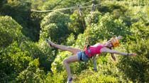 Playa del Carmen Cenote Tour: Snorkeling, Rappelling and Ziplining, Playa del Carmen, Cultural Tours