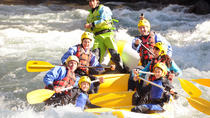 Rafting in Llavorsi-Sort Rapids in Catalonia , Catalonia, White Water Rafting & Float Trips