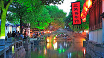 2-Day Shanghai and Suzhou Private Tour includes Chinese Water Village, Shanghai, Day Trips