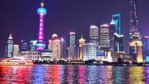 Evening Thai Dinner and Huangpu River Cruise in Shanghai