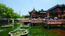 Private Amazing Shanghai City Day Tour in Your Way, Shanghai, City Tours