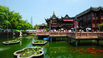 Private Amazing Shanghai Day Tour in Your Way, Shanghai, Walking Tours