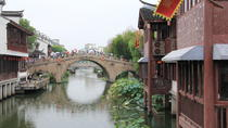 Qibao Water Town and Shanghai City Highlights Private Combo Tour, Shanghai, Custom Private Tours