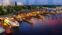 Shanghai Huangpu River Charter Yacht Experience with Champagne or Beer, Shanghai, Dinner Cruises