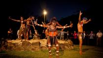 Tour nocturne du parc culturel aborigène du peuple tjapukai avec dîner buffet, Cairns & the Tropical North, Dining Experiences