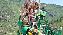 Glenwood Caverns Adventure Park with Tram, Two Cave Tours and All Attractions, Glenwood Springs,...