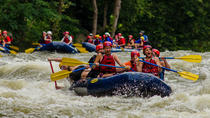 Rafting en eau vive sur la rivière Pigeon, Great Smoky Mountains National Park, River Rafting & Tubing