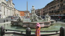 Family Friendly Tour of Rome's Fountains and Squares, Rome, Walking Tours