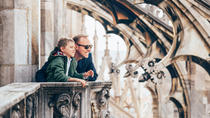 Private Family Friendly Tour: The Cathedral and Vittorio Emanuele Gallery, Milan