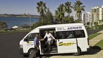 Transfert partagé du départ: de l'aéroport de Sunshine Coast, Noosa & Sunshine Coast, Airport & Ground Transfers