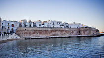 Monopoli Day-Trip from Bari with Visit to Parco Dune Costiere Beach, Aperitif and Dinner, Bari, Day ...