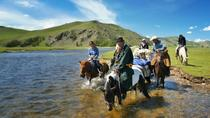 Small-Group Horseback Riding Day Tour, Ulan Bator