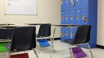San Antonio Panic Room: Abandoned School Room Experience, San Antonio, Self-guided Tours & Rentals