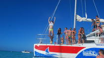Catamaran and Snorkel Tour of Punta Cana, Punta Cana, Snorkeling