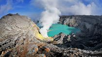 Mt. Ijen Blue Fire Trekking Tour from Bali, Bali, Hiking & Camping