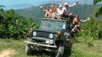 Eco-Jungle Safari Tour around Koh Samui Including Lunch, Koh Samui, Half-day Tours