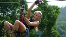Half-Day Zip Line Canopy Ride Through the Jungle on Koh Samui, Koh Samui, Ziplines