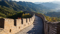 Private Beijing Day Tour of Forbidden City Mutianyu Great Wall with Toboggan and Michelin Rated...