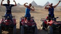 1 Hour ATV at Giza Pyramids from Cairo, Cairo, 4WD, ATV & Off-Road Tours