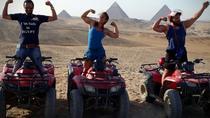 1 Hour quad bike at Giza pyramids, Giza, City Tours