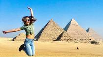 Guided tour to great pyramids Sphinx Citadel and Bazaar, Giza, Private Sightseeing Tours