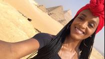 Layover trip to Giza pyramids Sphinx Memphis Sakkara and boat ride on the Nile, Cairo, Layover Tours