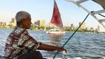 private Egyptian felucca ride on the Nile with traditional lunch, Cairo, Day Cruises