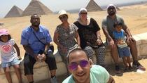 Private guided tour to great pyramids Sphinx Egyptian Museum and Old Cairo, Giza, Private ...