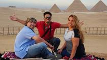 Private sightseeing Tour: Giza Pyramids, Egyptian Museum and Khan Khalili Bazaar, Giza, Private ...