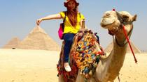 private tour to Giza pyramids Sphinx with Camel ride, Giza, Nature & Wildlife