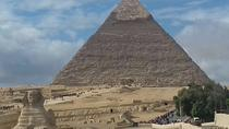Short layover tour to Giza pyramids and Sphinx, Cairo, Layover Tours