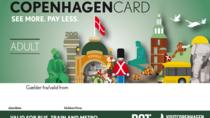 Copenhagen Card, Copenhagen, Hop-on Hop-off Tours