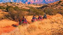 Excursão de quadriciclo guiada pela Sedona Ocidental, Sedona, 4WD, ATV & Off-Road Tours