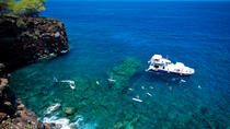 Deluxe Kona Coast-snorkel en BBQ-cruise, Big Island of Hawaii, Snorkeling