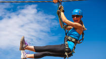 Diamante Adventure Park - Ocean View Zipline, Liberia, Private Sightseeing Tours