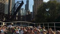 Flussfahrt in Chicago mit Schwerpunkt Architektur, Chicago, Day Cruises