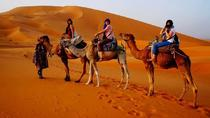 Merzouga Overnight Stay in a Berber Tent and Camel Ride, Morocco Sahara, Overnight Tours