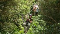 Zipline, Horseback Riding, and Hot Springs Private Combo Tour in Guanacaste, Tamarindo, Nature & ...