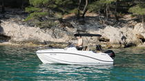 FULL day Elafiti islands private speedboat tour - Quicksilver activ 555, Dubrovnik, Jet Boats & ...