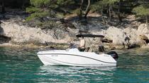 Panorama Dubrovnik private speedboat tour - Quicksilver activ 555, Dubrovnik, Jet Boats & Speed...