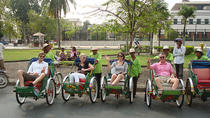 Half day of Cyclo Tour in Phnom Penh, Phnom Penh, Day Trips
