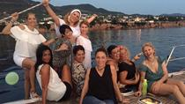 Full Moon and Moonlight Sailing Cruise From Kalamata Koroni Kardamili Stoupa with Champagne and ...