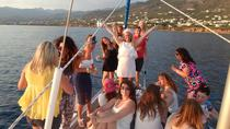 Private Sailing Parties and Events Cruise 4 or 8 Hours, Kalamata, Custom Private Tours