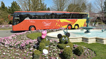Shared Arrival Transfer: Paris Airports to Disneyland Paris Hotels, Paris, Airport & Ground ...