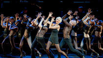 Chicago på Broadway, New York City, Teater, shower och musikaler