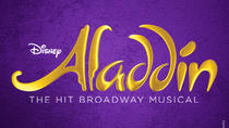 Disneys Aladdin på Broadway, New York City, Teater, shower och musikaler
