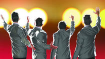 Jersey Boys On Broadway, New York City, Teater, shower och musikaler