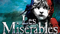 Les Miserables am Broadway, New York City