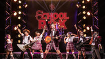 School of Rock a Broadway, New York City, Theater, Shows & Musicals