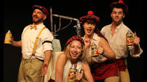 The Imbible: A Spirited History of Drinking, New York City, Theater, Shows & Musicals